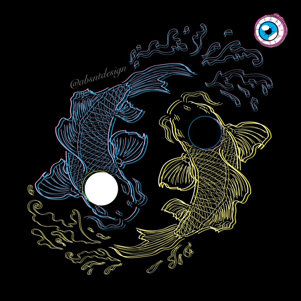 Pisces Yin & Yang