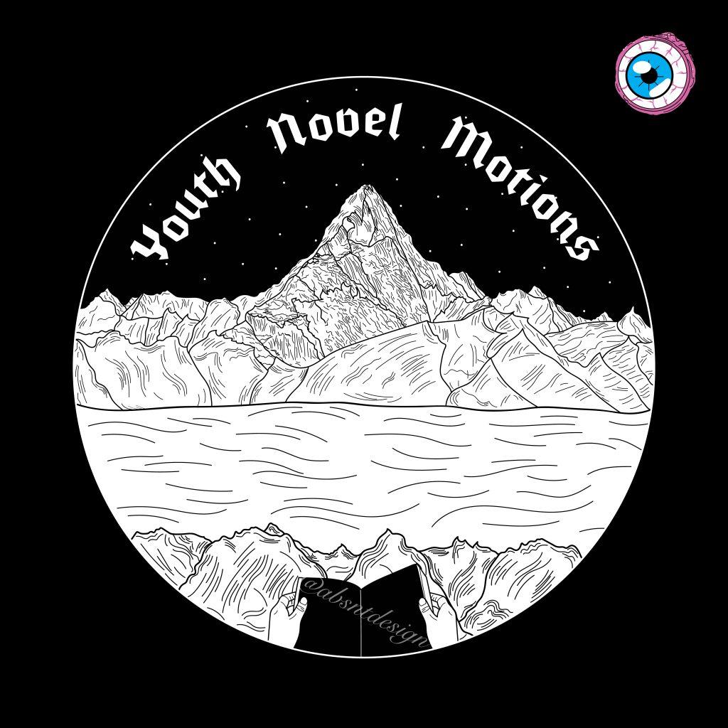 Youth Novel Motions Logo White